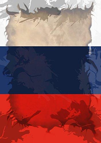 "Disagu Design Case Coque pour Apple iPhone 6 PLUS Housse etui coque pochette ""Russland"""