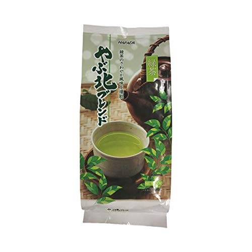 (まとめ) ハラダ製茶販売 やぶ北ブレンド 緑茶 300g/1袋【×10セット】 フード ドリンク スイーツ お茶 紅茶 日本茶 その他の日本茶 14067381 [並行輸入品] B07PGW4BKD