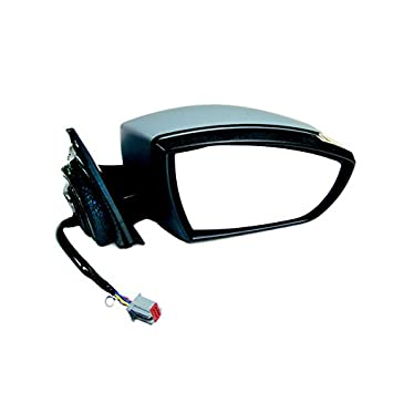 2008 ELECTRIC HEATED WING MIRROR INDICATOR PRIMED COVER DRIVERS SIDE