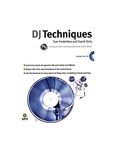 DJ Techniques. para Tocadiscos: Amazon.es: Instrumentos musicales