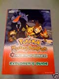 Pokemon-Mystery Dungeon-Explorers of Darkness-Explorers Guide