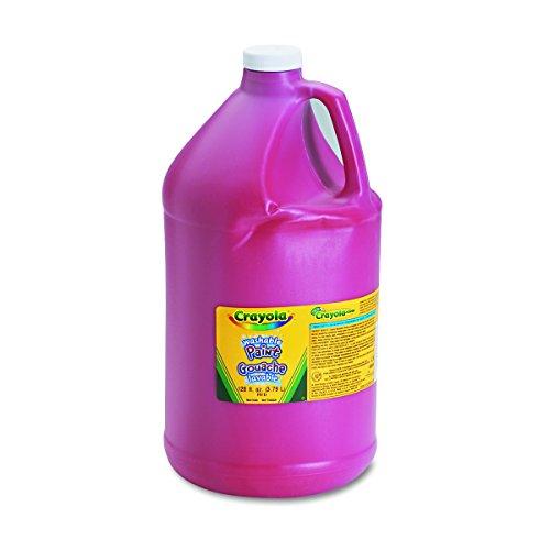 Crayola 54 2128 038 Washable Paint Gallon