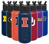 Simple Modern NCAA Illinois Illini 32oz Water