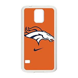 Samsung Galaxy S5 I9600 Phone Case Sports NFL Denvers Broncos Protective Cell Phone Cases Cover DFZ018896
