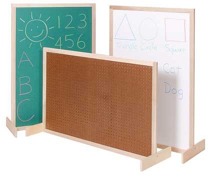 Steffy Wood Products Chalkboard Room Divider by Steffy Wood Products, Inc. (Image #1)
