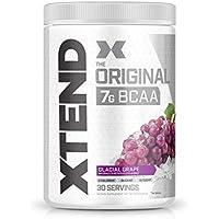 Scivation Xtend BCAA Powder, Grape, 30 Servings