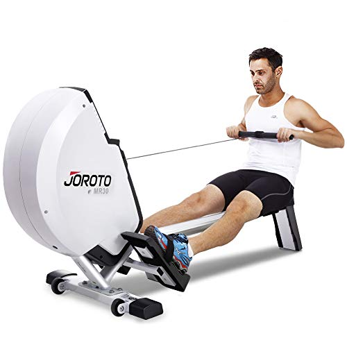 JOROTO Magnetic Rowing Machine Rower - Row Machine Exercise Equipment Workout Rowing Machine for Home Use