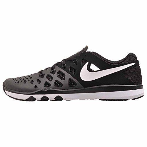 sneakers for cheap 0d998 e62b3 Galleon - NIKE Men s Train Speed 4, Black White - Black, 7.5 M US
