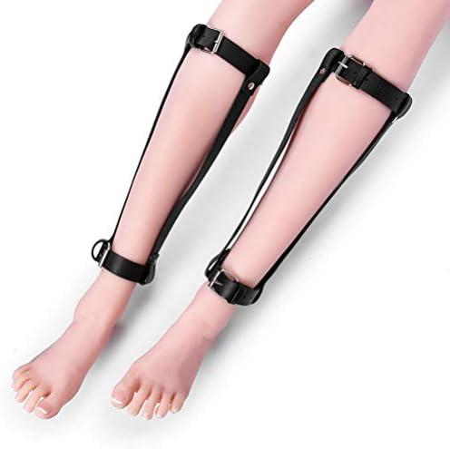 Supvox Wadenriemen Beine Boundage verstellbare Stärke Sexy Performing Zubehör