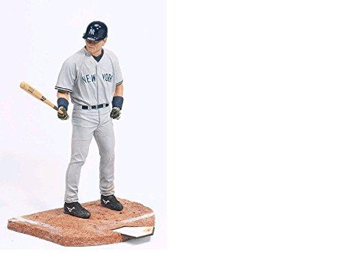 McFarlane MLB Series 8 Hideki Matsui New York Yankees Gray Jersey - Hideki Matsui Game