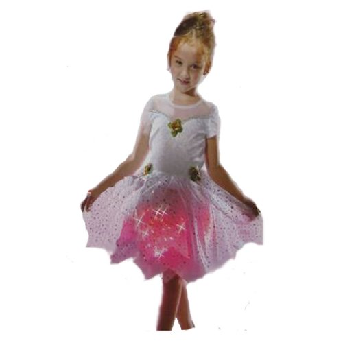 CVS Girls 'Light Up Fairy' Halloween Costume, White, (Cvs Halloween Costumes)