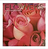 2020 Wall Calendar - Flowers -12 Month-12x12 Inches