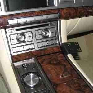 Jaguar, XF 09~11 by Panavise