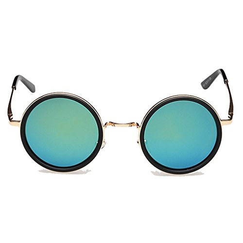 LOMOL Retro Classic Fashion Cute Round Polarized Driving Uv - For It What Sunglasses Polarized To Mean Does Be