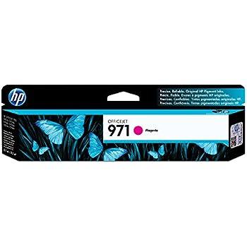 HP 971 Magenta Original Ink Cartridge CN623AM For Officejet Pro X451 X476 X551 X576