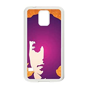 YYCASE Customized Print Bob Dylan Hard Skin Case Compatible For Samsung Galaxy S5 I9600