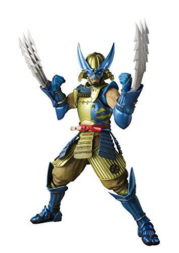 Marvel Manga - Tamashii Nations Meisho Manga Realization Muhomono Wolverine Marvel