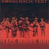 Peace Minus One by Rorschach Test (2000-05-09)