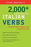 2000+ Essential Italian Verbs: The Easiest Way to Master Verbs and Speak Fluently (Essential Vocabulary)