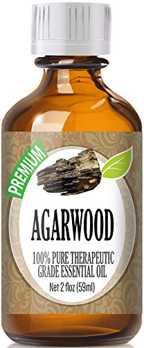 Agarwood (60ml) 100% Pure, Best Therapeutic Grade Essential Oil - 60ml / 2 (oz) Ounces by Healing Solutions (Image #2)