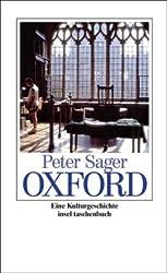 Oxford: Eine Kulturgeschichte (insel taschenbuch)