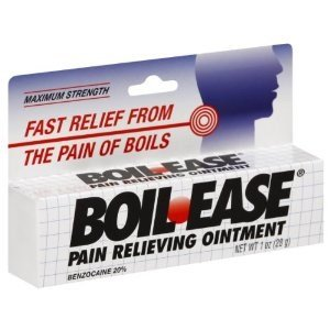 Amazon com: Boil Ease Pain Relieving Ointment: Health & Personal Care
