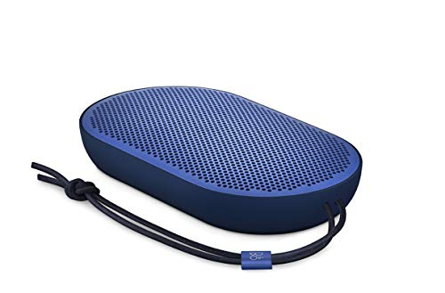 Bang & Olufsen Beoplay P2 Portable Bluetooth Speaker with Built-In Microphone - Royal Blue - BO1280479