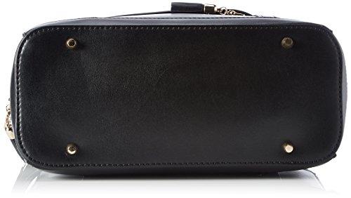 Stella Maris STMB602-02 - Bolso para mujer con organizador de bolsillo extraíble, color negro