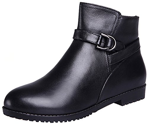 Laruise Boots Black Women's Corium Women's Laruise Corium BaBrSqU