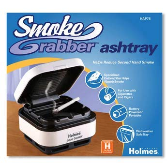 (Holmes HAP75-UC2 Smoke Grabber Ashtray New)