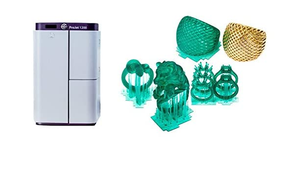 3d Systems Proyecto 1200 Impresora 3D Monochrome: Amazon.es ...