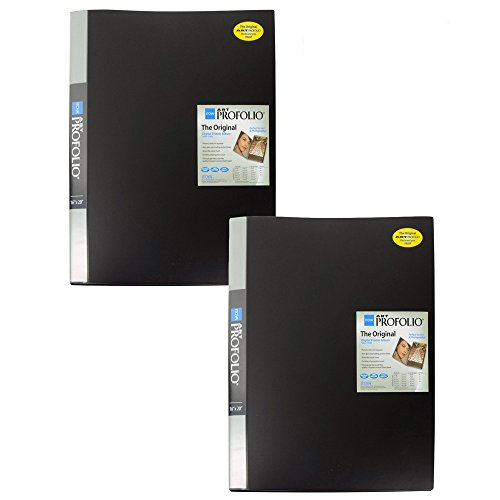 (Itoya IA-12-16 Art Profolio 16x20in. Photo 24 Sheet for 48 Pictures (2-Pack))