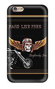 Luis Castro's Shop New Style Durable Defender Case For Iphone 6 Tpu Cover(ride Hard Live Free) 2512379K70346167