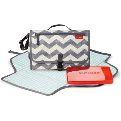 Skip Hop Pronto! Baby Changing Station Chevron