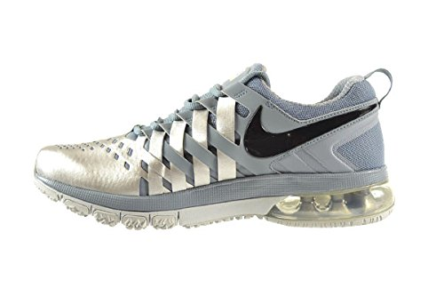 online store c5ae0 f1453 Nike Fingertrap Max Men s Shoes Reflect Silver Black-Magnetic Grey-Pure  Purple 644673