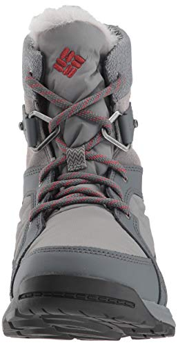 Omni Columbia Ti Heat Shorty Femme 3D Red Basses Marsala Steel Grey Chaussures Meadows de Randonnée Gris 033 TrqEWr
