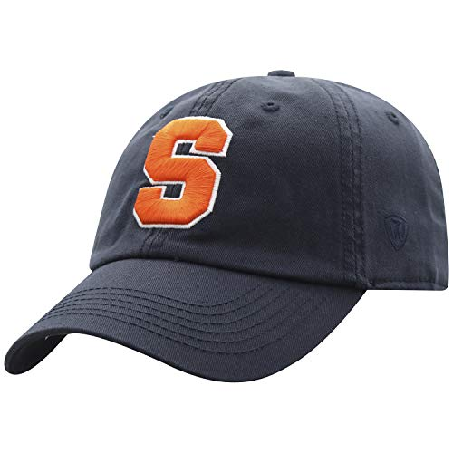 (Top of the World Syracuse Orange Men's Hat Icon, Navy, Adjustable)