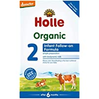 Holle Organic Infant Formula Stage 2 Baby Milk, 600g