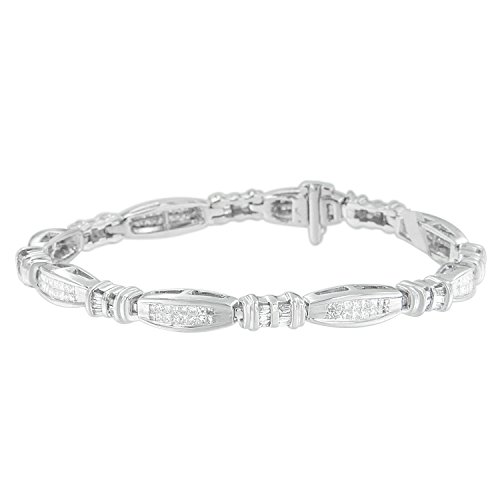 14K White Gold 2ct TDW Princes