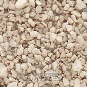 (Woodland Scenics WS 1380 Buff Medium Ballast)