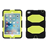 Best Griffin Technology Ipad Mini Case For Kids - Griffin iPad mini 4 Case with Stand, Black Review