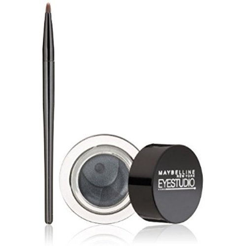 Maybelline New York Eye Studio Lasting Drama Gel Eyeliner, Charcoal [954], 0.106 oz (Pack of 11) by Maybelline New York