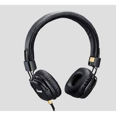 Marshall Major II On-Ear Headphones, Black