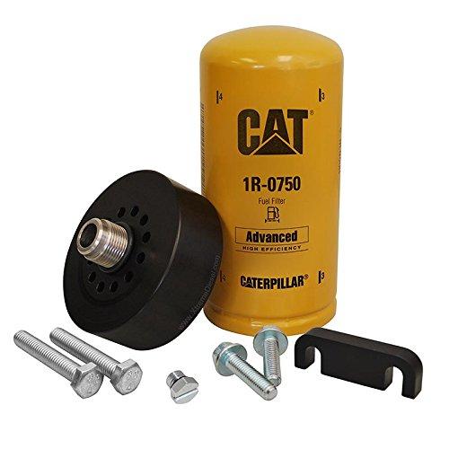 duramax fuel filter adapter - 2