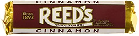 Reed's Rolls Cinnamon Candies, 24 Count - Reed & Barton Airplane