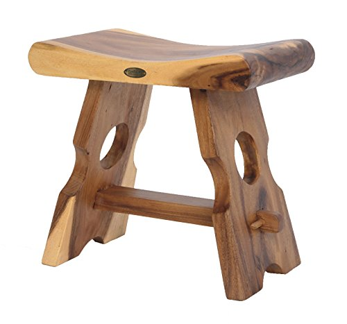 EcoDecors Village Craft- Indoor Bench - Natural Color