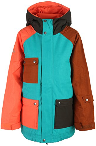 Nikita Creekside Jacket - Women's Tropical Green/Raven/Na...