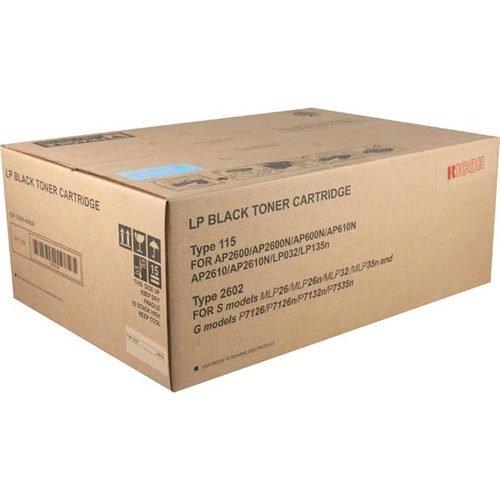(Ricoh 400759 High-Yield Black Toner Cartridge)