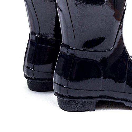 Brillant Blossom Bottes Bleu Femmes Hunter Original Gloss Cherry xwg0H