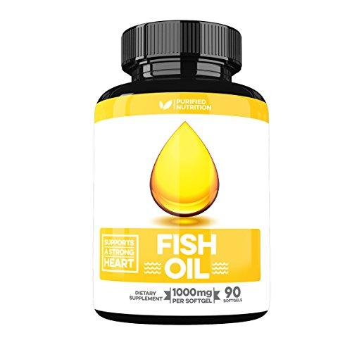 Fish oil by purified nutrition triple strength formula for Does fish oil help with joint pain